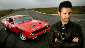 Eric Banna car in documentary love the beast